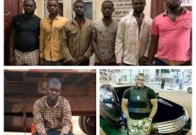 Seven Man Notorious Kidnappers Arrested For Killing An American Soldier