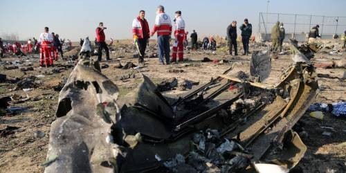 Iran vs US: Iran Confirms Shooting Down Ukrainian Plane Unintentionally