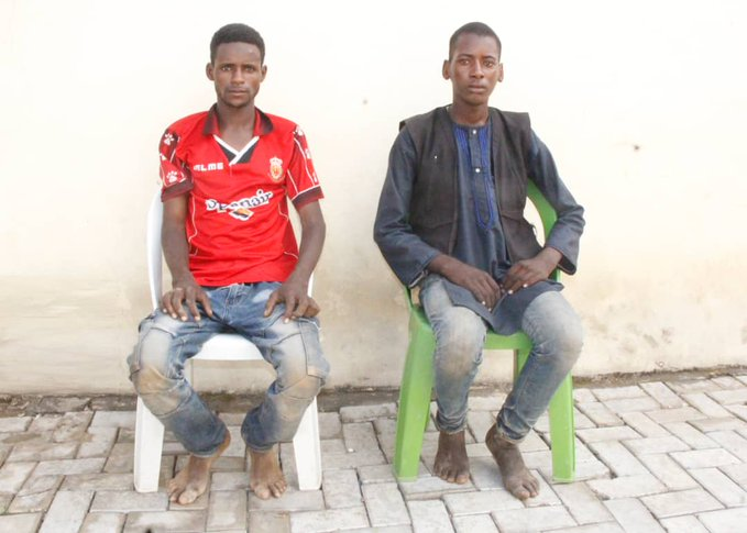 Police Arrests Kidnappers of Rescued American Citizen, Philippe Nathan Walton