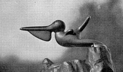 Eoornis petrovelox gobiensis specimen