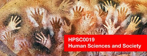 HPSC0019 Human Sciences in Society - STS UCL - ProfJoeCain - Cuevo de las Manos, Spain