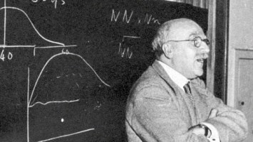 JBS Lecturing at University College London | Haldane's Mathematical Theory of Natural and Artificial Selection