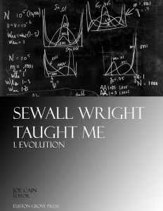 Evolution. Sewall Wright Taught Me, volume 1. Edited by Joe Cain. ISBN 9781906267025