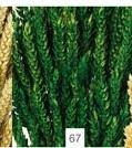 Espigas trigo verde escuro