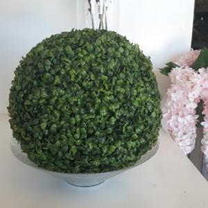 Bola de buxus artificial grande 35cm