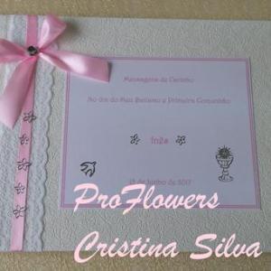 Livro de Honra 28x21 com personalização