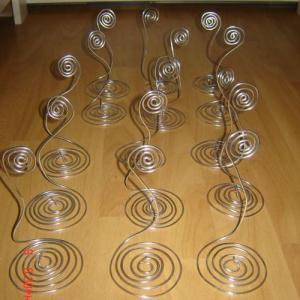 Suporte em aluminio para marcador mesa