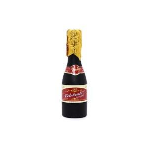 Canhão de confetis em forma de garrafa de champanhe 2