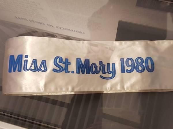 Miss St Mary's Sash