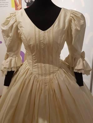 Charity Shop Wedding Dress