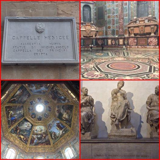 Capela Medici em Florença