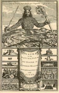o surgimento do Estado para Thomas Hobbes