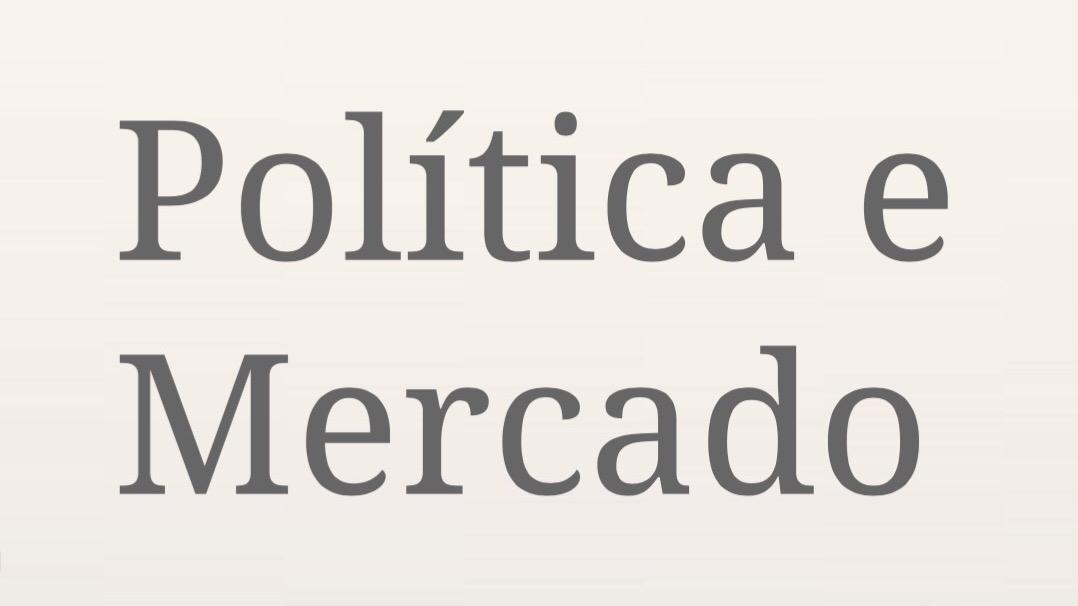 Resumo do texto Política e mercado