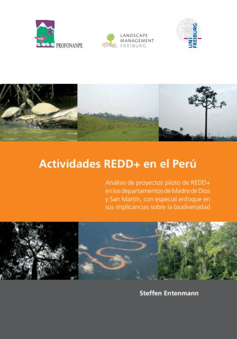 Actividades REDD+ en el Perú