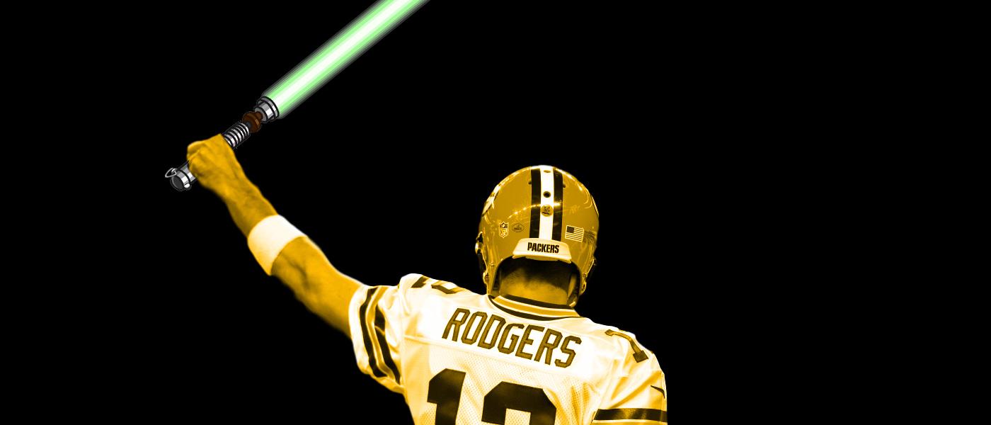 Segura Que Eu Quero Ver Aaron Rodgers Encontra O Ritmo Na Semana 1 Nfl Futebol Americano