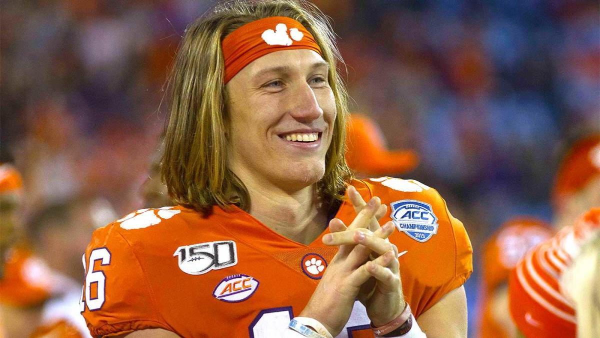 Trevor Lawrence 2021 NFL draft