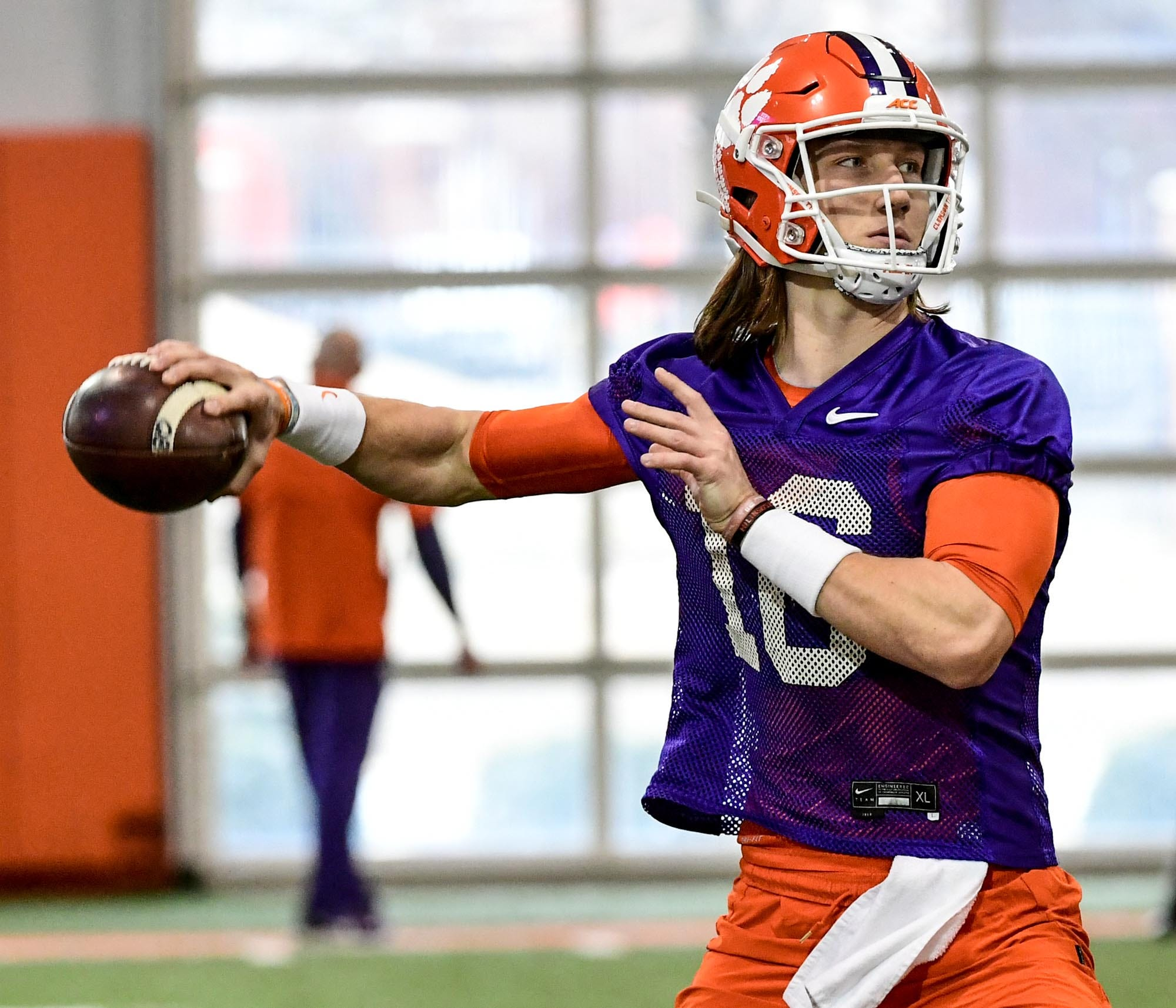 Trevor Lawrence 2021 NFL Draft No. 1 pick odds