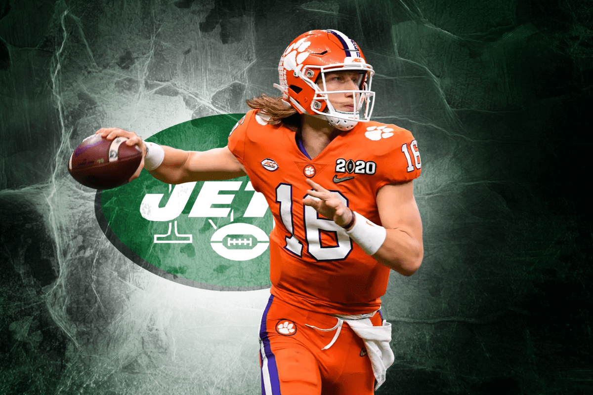 Trevor Lawrence Jets