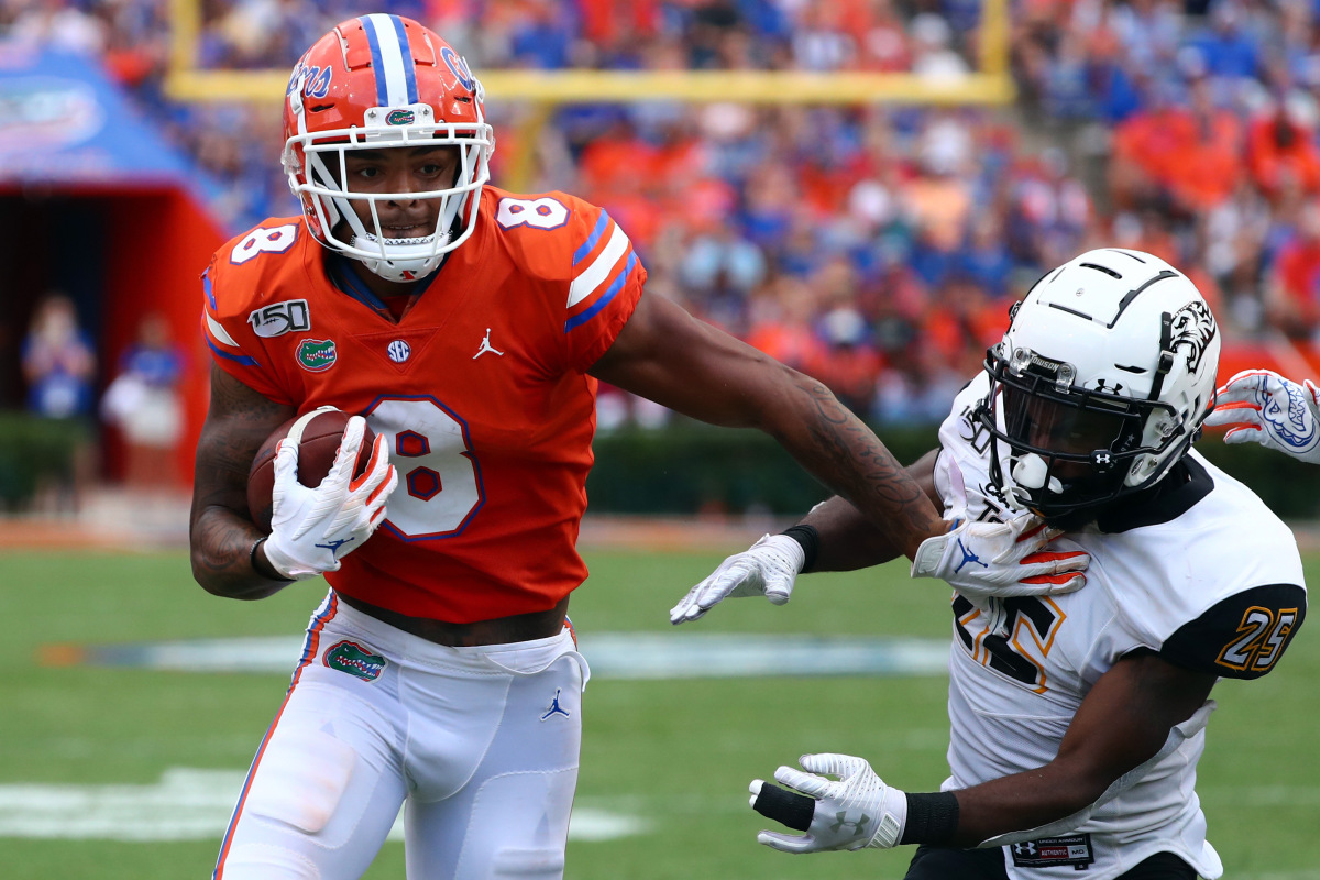 Trevon Grimes scouting report