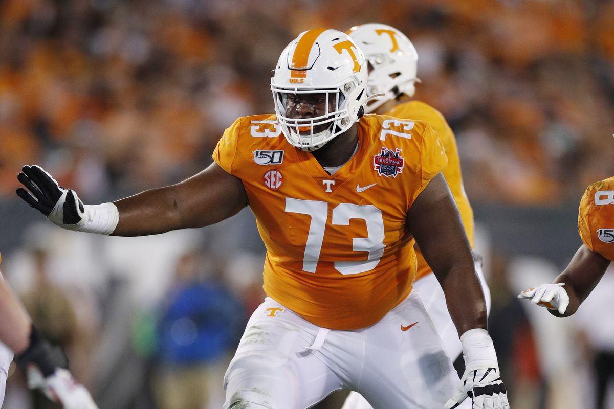 Trey Smith scouting report