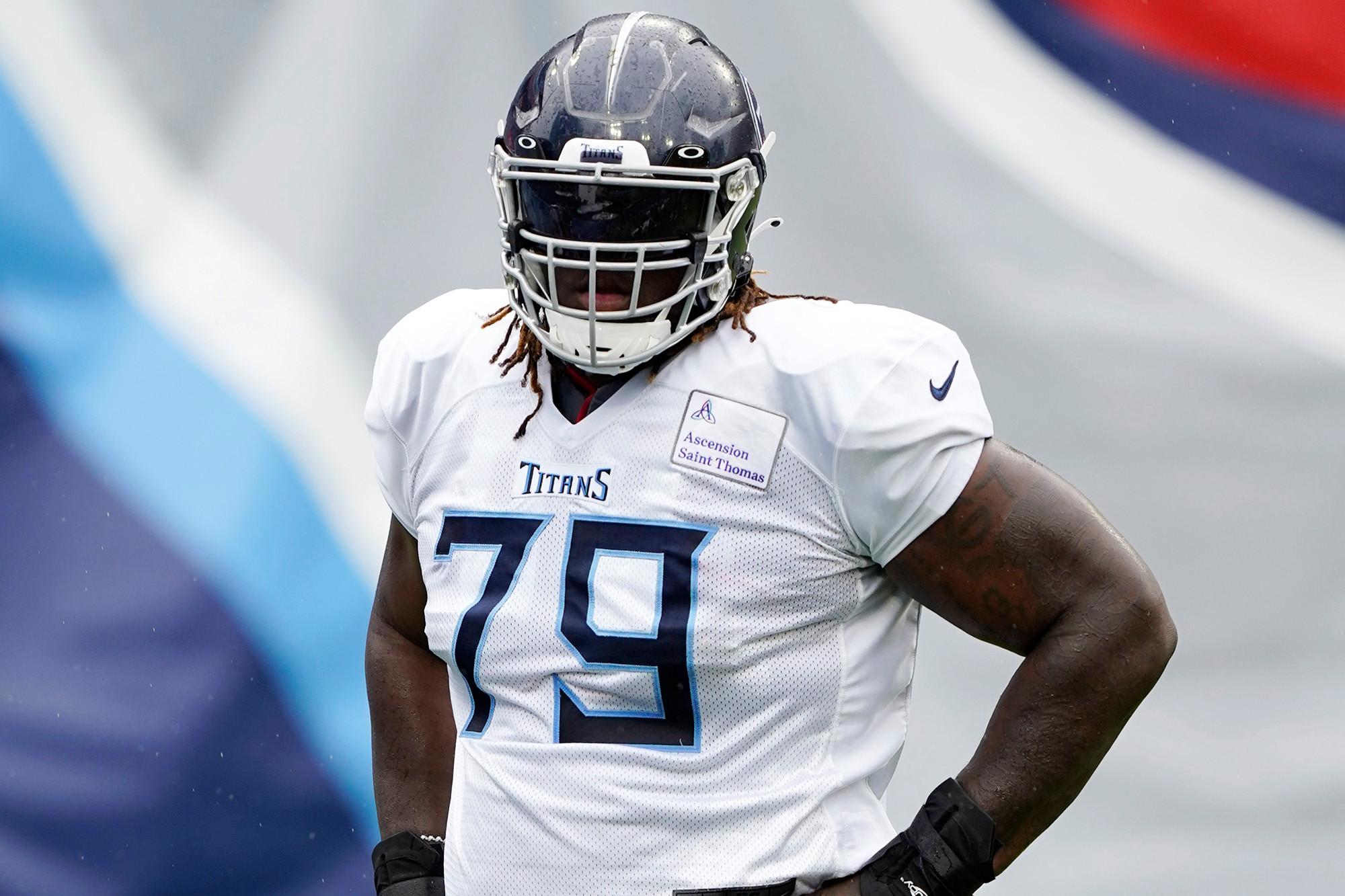 Titans 2020 NFL draft grade