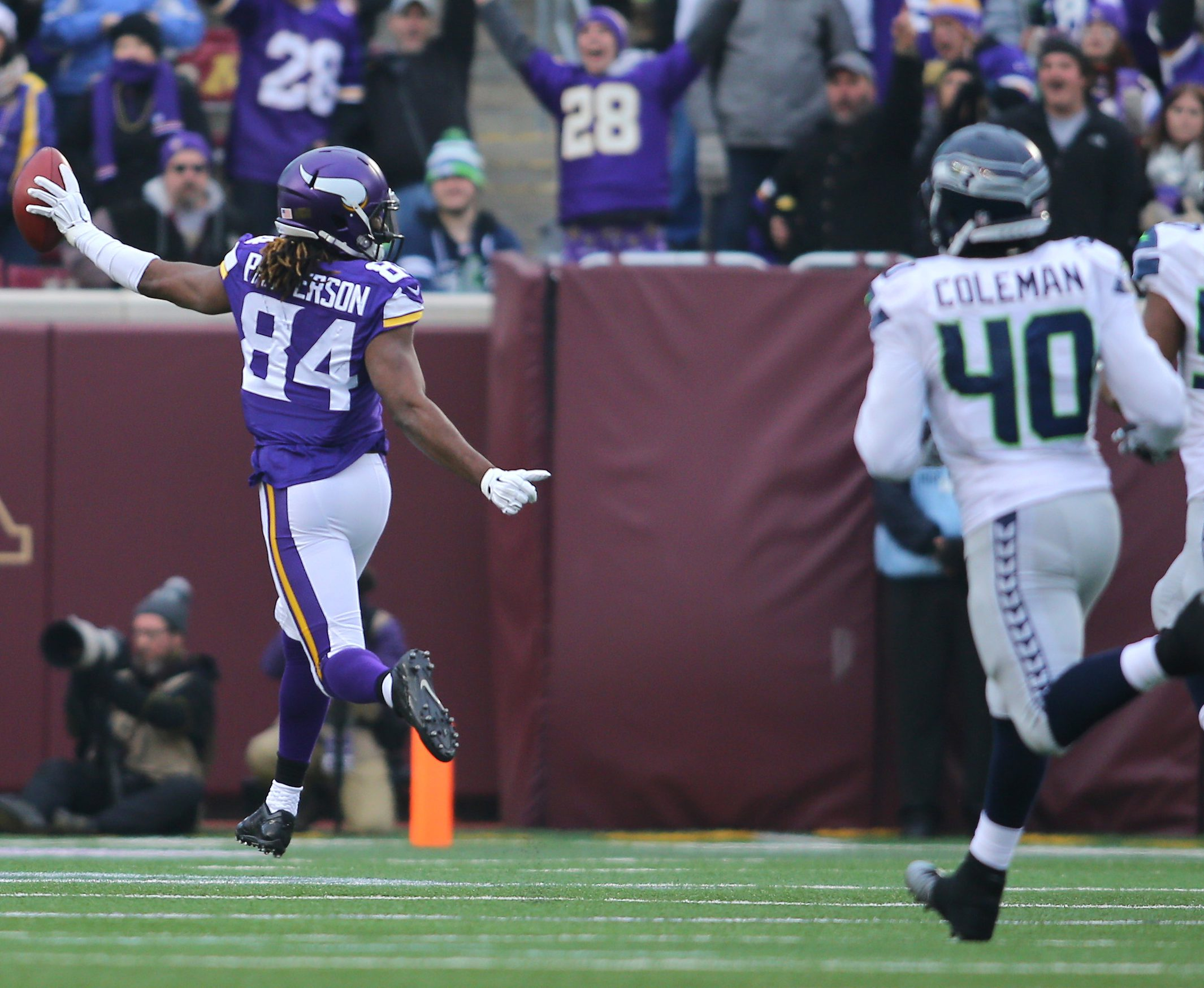 Further cordarrelle patterson has an estimated net worth of over 10 million. Cordarrelle Patterson's contract is apparently nothing to ...