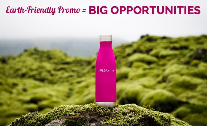 eco-friendly water bottle