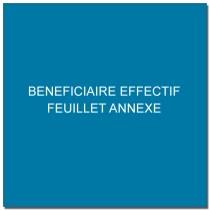 beneficiaire effectif feuillet annexe