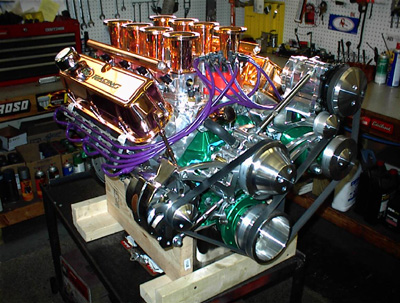 Wiring Diagram For A 1968 Ford Mustang Ford Performance Crate Engines Proformance Unlimited Inc