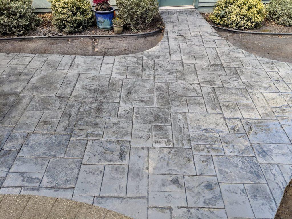 stamped concrete pro form concrete llc
