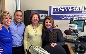 ProForm U's Elaine Rosenblum discusses tech-tainted talk - on Newstalk 1160 - November 18, 2015