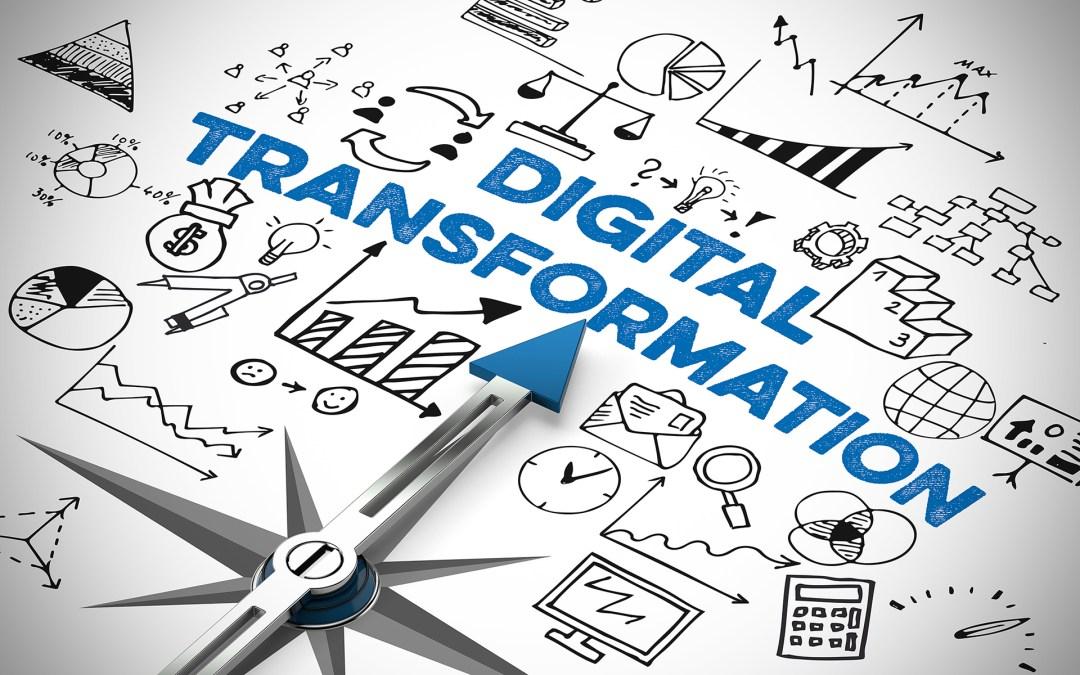 digital transformation graphic
