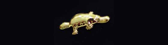 platypus d'or