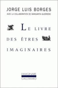livre des etres imaginaires - borges - couv