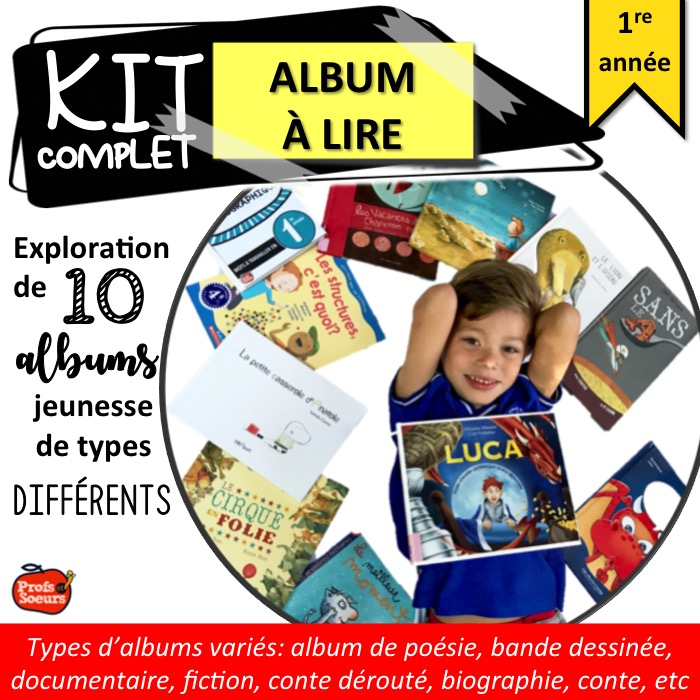 Album à Lire