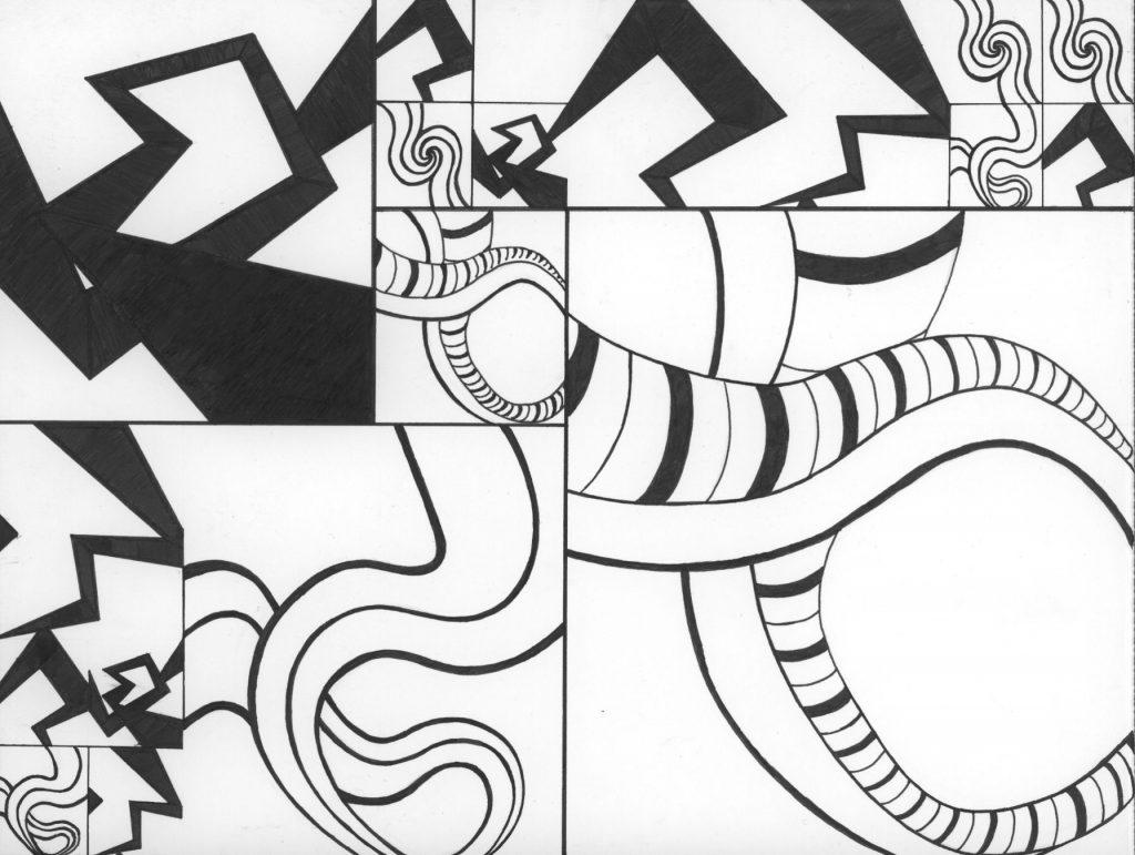 Class 10 | Inked Pattern Mashup