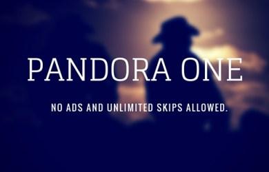 Pandora One Apk V7.1 Latest Full Free Download