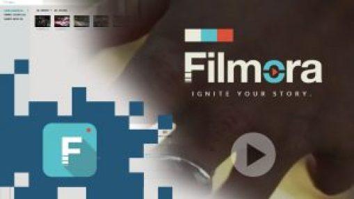 Wondershare Filmora video Editor 8.1 Crack Serial Keys Download