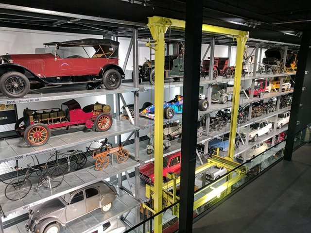 Museo transporte suiza