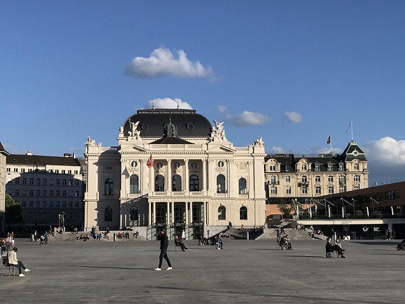 Ópera de Zúrich