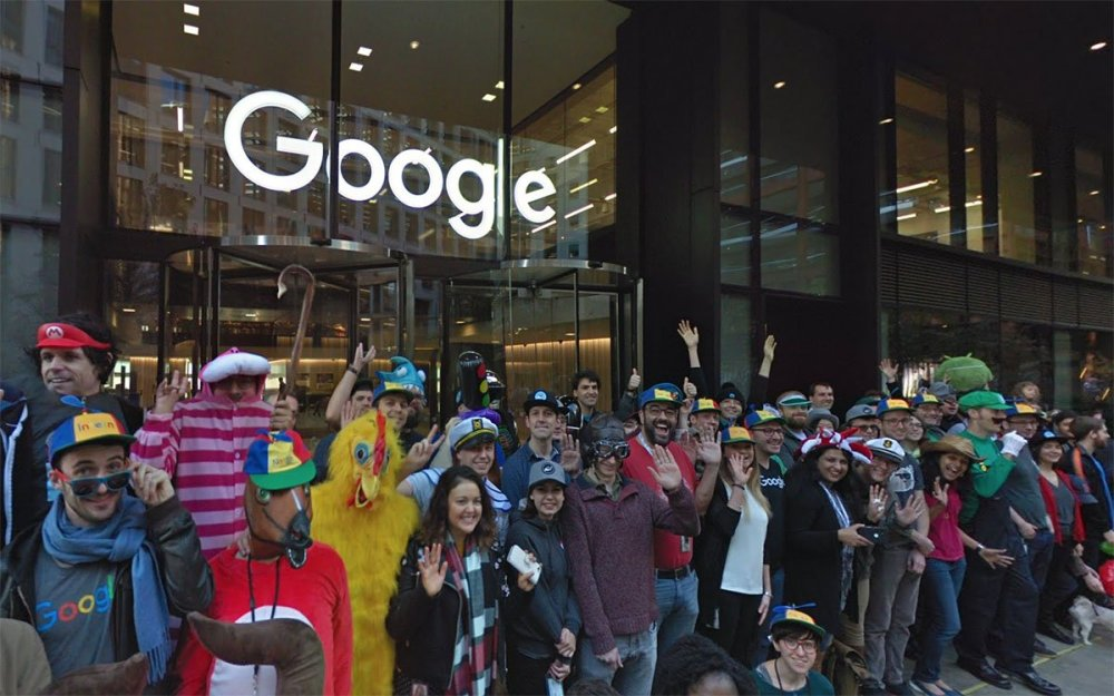 StreetView en Google UK