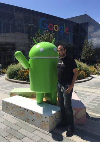 Cumpliendo un sueño... ¡Gracias, Google!
