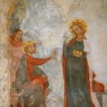 escena medieval