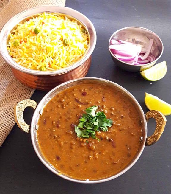 InstantPot Dal Makhani / Indian Creamy Lentils