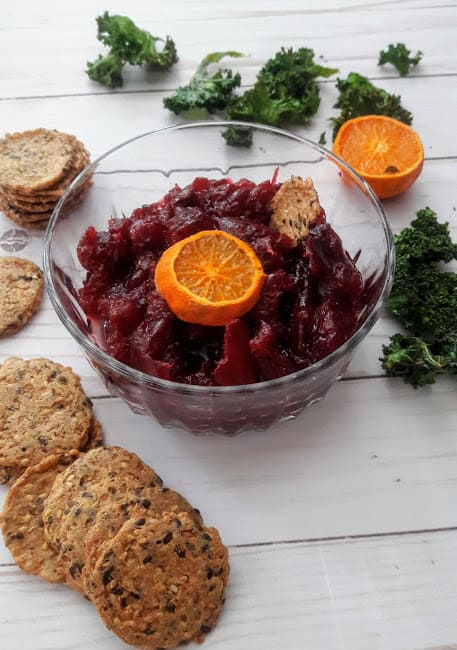 Best Ever Cranberry Sauce Recipe