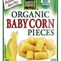 Native Forest Organic Cut Baby Corn, 14-Ounce Cans (Pack of 6)