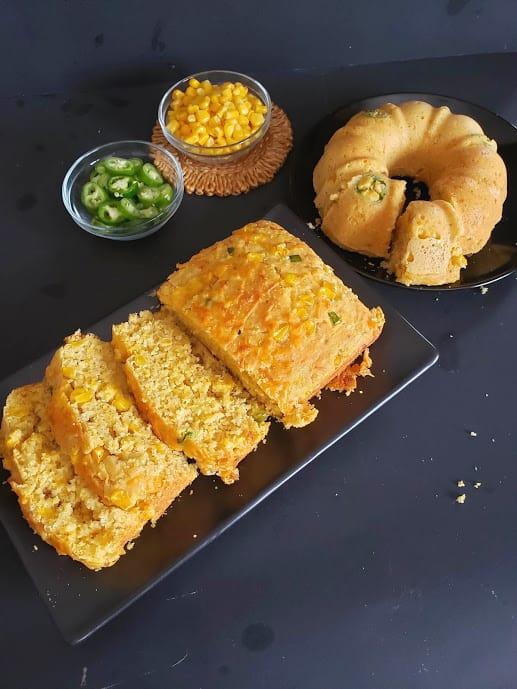 Easy Homemade Cornbread