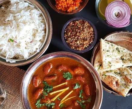 Instantpot Rajma Masala – Kidney Beans Curry Recipe