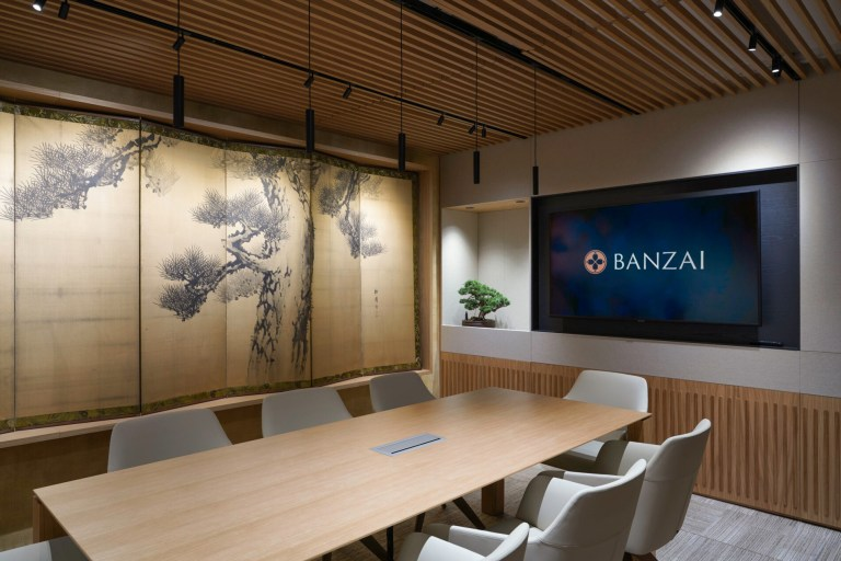 Banzai Games office: Japan in the center of Moscow