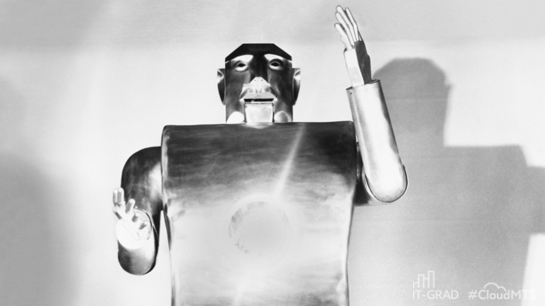 Electro, the smartest robot at the 1939 World's Fair